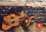 Image of 1st Infantry Division Lai Khe South Vietnam, 1968, second 11 stock footage video 65675062037
