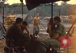 Image of United States officers Vietnam, 1970, second 2 stock footage video 65675062044