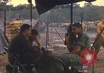 Image of United States officers Vietnam, 1970, second 4 stock footage video 65675062044