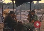Image of United States officers Vietnam, 1970, second 7 stock footage video 65675062044