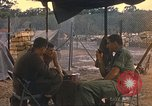 Image of United States officers Vietnam, 1970, second 8 stock footage video 65675062044