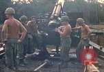 Image of 1st Battalion 30th Field Artillery Cambodia, 1970, second 9 stock footage video 65675062050
