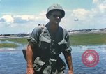 Image of Chaplain Angelo Liteky South Vietnam, 1968, second 12 stock footage video 65675062053