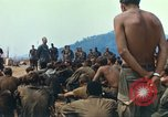 Image of catholic chaplain Vietnam, 1968, second 3 stock footage video 65675062060