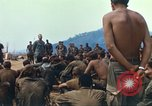 Image of catholic chaplain Vietnam, 1968, second 4 stock footage video 65675062060