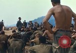 Image of catholic chaplain Vietnam, 1968, second 11 stock footage video 65675062060