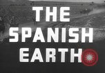 Image of Parched farmland in Spain Spain, 1937, second 11 stock footage video 65675062077