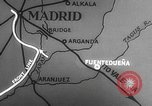 Image of Republican trenches in the Spanish Civil War Spain, 1937, second 4 stock footage video 65675062081