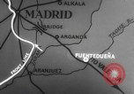 Image of Republican trenches in the Spanish Civil War Spain, 1937, second 6 stock footage video 65675062081