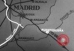 Image of Republican trenches in the Spanish Civil War Spain, 1937, second 8 stock footage video 65675062081