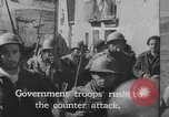 Image of Spanish civil war Madrid Spain, 1937, second 1 stock footage video 65675062089