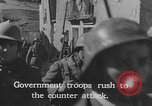Image of Spanish civil war Madrid Spain, 1937, second 2 stock footage video 65675062089