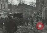 Image of Belgian civilians Antwerp Belgium, 1944, second 2 stock footage video 65675062165