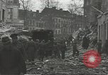 Image of Belgian civilians Antwerp Belgium, 1944, second 3 stock footage video 65675062165