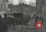 Image of Belgian civilians Antwerp Belgium, 1944, second 4 stock footage video 65675062165