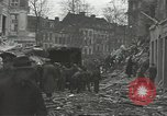 Image of Belgian civilians Antwerp Belgium, 1944, second 5 stock footage video 65675062165