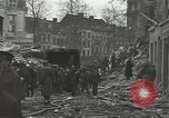 Image of Belgian civilians Antwerp Belgium, 1944, second 6 stock footage video 65675062165