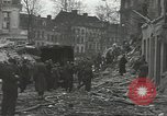 Image of Belgian civilians Antwerp Belgium, 1944, second 7 stock footage video 65675062165