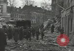 Image of Belgian civilians Antwerp Belgium, 1944, second 8 stock footage video 65675062165