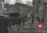 Image of Belgian civilians Antwerp Belgium, 1944, second 9 stock footage video 65675062165