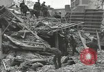Image of V-2 attack Antwerp Belgium, 1944, second 7 stock footage video 65675062167