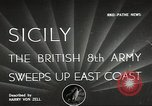 Image of British Army Europe, 1943, second 1 stock footage video 65675062168