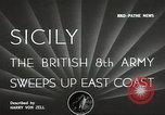 Image of British Army Europe, 1943, second 3 stock footage video 65675062168
