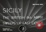 Image of British Army Europe, 1943, second 5 stock footage video 65675062168
