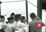 Image of United States Navy nurses Guadalcanal Solomon Islands, 1944, second 1 stock footage video 65675062179