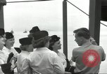 Image of United States Navy nurses Guadalcanal Solomon Islands, 1944, second 9 stock footage video 65675062179