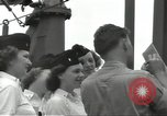 Image of United States Navy nurses Guadalcanal Solomon Islands, 1944, second 12 stock footage video 65675062179