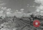 Image of war damage Russian Front, 1944, second 5 stock footage video 65675062180