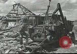 Image of war damage Russian Front, 1944, second 8 stock footage video 65675062180
