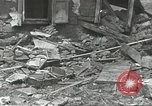 Image of war damage Russian Front, 1944, second 12 stock footage video 65675062180