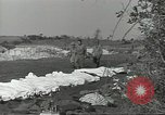Image of burial of dead bodies Nettuno Italy, 1944, second 6 stock footage video 65675062183