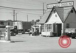 Image of gasoline station Oklahoma United States USA, 1947, second 12 stock footage video 65675062208