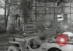Image of bomb damaged rail road station Hamm Germany, 1945, second 6 stock footage video 65675062218