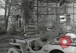 Image of bomb damaged rail road station Hamm Germany, 1945, second 7 stock footage video 65675062218