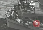 Image of Naval bombardment of Mariana Islands Mariana Islands, 1944, second 4 stock footage video 65675062228