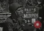 Image of United States soldiers setting up positions on Guam Guam Mariana Islands, 1944, second 1 stock footage video 65675062232