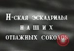 Image of Russian airmen Soviet Union, 1941, second 3 stock footage video 65675062261