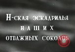 Image of Russian airmen Soviet Union, 1941, second 4 stock footage video 65675062261