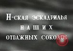 Image of Russian airmen Soviet Union, 1941, second 6 stock footage video 65675062261