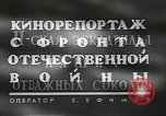 Image of Russian airmen Soviet Union, 1941, second 7 stock footage video 65675062261