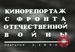 Image of Russian airmen Soviet Union, 1941, second 8 stock footage video 65675062261
