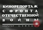 Image of Russian airmen Soviet Union, 1941, second 9 stock footage video 65675062261