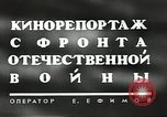 Image of Russian airmen Soviet Union, 1941, second 10 stock footage video 65675062261