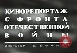 Image of Russian airmen Soviet Union, 1941, second 11 stock footage video 65675062261