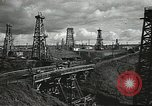 Image of Soviet oil field during World War 2 Soviet Union, 1941, second 8 stock footage video 65675062263