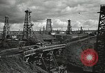 Image of Soviet oil field during World War 2 Soviet Union, 1941, second 9 stock footage video 65675062263